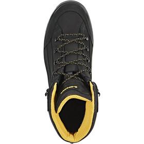 Lowa Renegade GTX Zapatillas Mid Hombre, anthracite/mustard